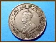 Ямайка 1 пенни 1928 г.