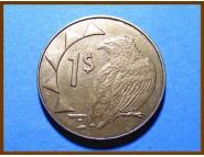 Намибия 1 доллар 2002 г.