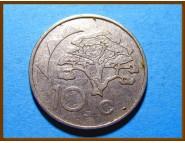 Намибия 10 центов 1993 г.