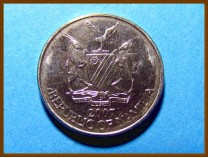 Намибия 5 центов 2007 г.