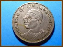 Гамбия 1 даласи 1971 г.