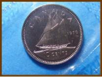 Набор Канада 1970 г. 6 шт. UNC