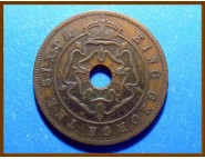 Южная Родезия 1 пенни 1952 г.
