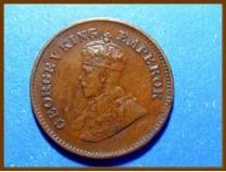 Индия 1/2 пайсы 1931 г.