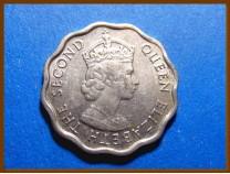 Белиз 1 цент 1976 г.