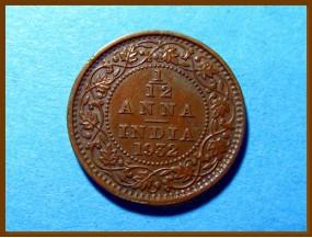 Индия 1/12 анны 1932 г.