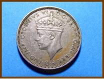 Британская Западная Африка 3 пенса 1940 г.