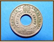 Британская Западная Африка 1/10 пенни 1942 г.