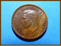 Канада 1 цент 1940 г.