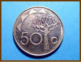 Намибия 50 центов 1993 г.