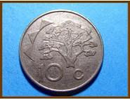 Намибия 10 центов 1998 г.