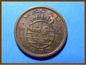 Макао 10 авос 1975 г.