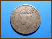 Восточная Африка 50 центов 1948 г.