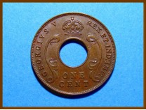 Восточная Африка 1 цент 1930 г.