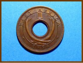 Восточная Африка 1 цент 1956 г.