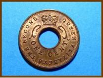Восточная Африка 1 цент 1959 г.