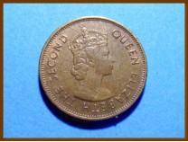 Гонконг 10 центов 1979 г.