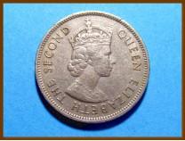 Гонконг 50 центов 1966 г.