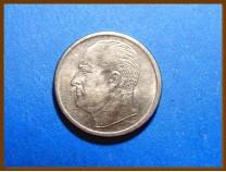 Монета Норвегия 25 эре 1971 г.