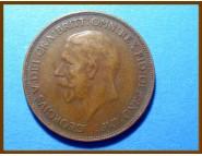 Великобритания 1 пенни 1930 г.