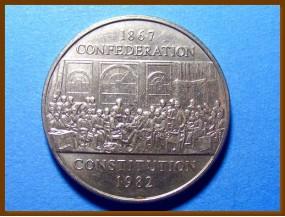 Канада 1 доллар 1982 г.