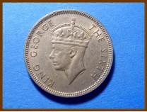 Гонконг 50  центов 1951 г.
