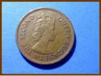 Гонконг 10 центов 1978 г.