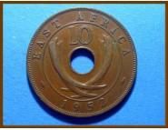 Восточная Африка 10 центов 1952 г.