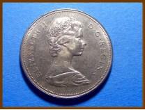 Канада 50 центов 1975 г.