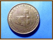 Великобритания жетон 1965 г.