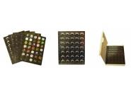 """Комплект листов для хранения пивных крышек (пробок) в упаковке. Стандарт """"Grand"""""""