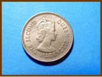 Белиз 10 центов 1976 г.