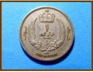 Ливия 1 пиастр 1952 г.