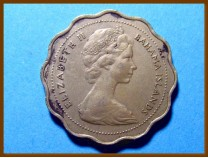 Багамские острова 10 центов 1969 г.