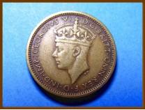 Британская Западная Африка 6 пенсов 1940 г.