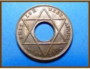 Британская Западная Африка 1/10 пенни 1928 г.