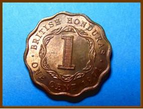 Британский Гондурас 1 цент 1971 г.