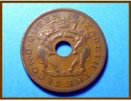 Родезия и Ньясаленд 1 пенни 1961 г.