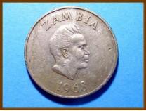 Замбия 20 нгве 1968 г.