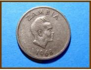 Замбия 5 нгве 1968 г.