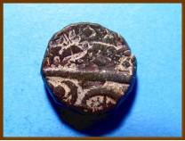 Индия Ахмаднагарский султанат 2/3 фалуса 1610-1631 гг.