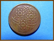 Гайана 5 центов 1967 г.