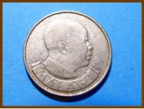 Малави 10 тамбала 1989 г.