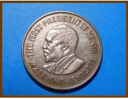 Кения 1 шиллинг 1978 г.