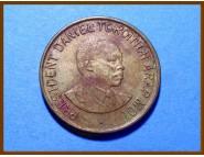 Кения 1 шиллинг 1995 г.