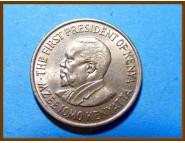 Кения 50 центов 1975 г.