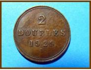 Гернси 2 дубля 1929 г.