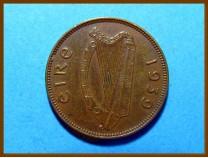 Ирландия фартинг 1939 г.