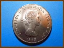 Великобритания 1 крона 1965 г.