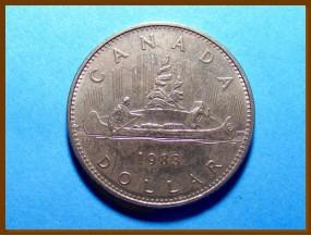 Канада 1 доллар 1983 г.